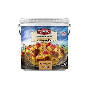 Polpa J.E.B. Pêssego 4,1 KG