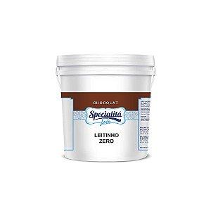 Chocolat Crema Leitinho Zero 4 KG