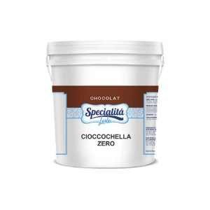 Chocolat Cioccochella Com Avelã Zero 4 KG