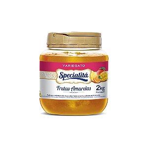 Variegato Frutas Amarelas 2 KG