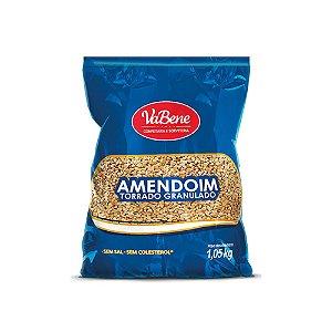 Amendoim Granulado Sem Sal Vabene 1,05 Kg
