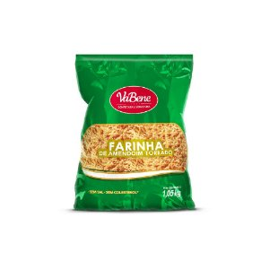 Amendoim Farinha Sem Sal Vabene 1,05 kg