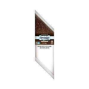 Selecta Creme De Chocolate Ao Coco Zero Bisnaga 1,01KG