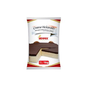 Mistura Creme Holandês Adimix 1 KG
