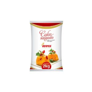 Mistura Cake Salgado Adimix 2 KG