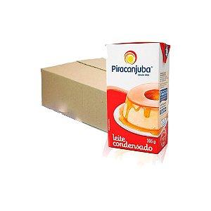 Leite Condensado Piracanjuba Caixa Com 27X395G