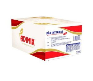 Mistura Pão Leve Integral Adimix 10 kg