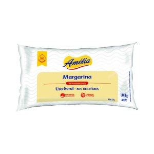Margarina Amélia uso geral 1kg