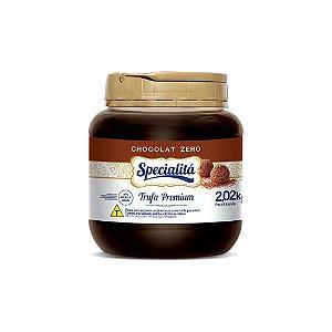 Chocolat Trufa Premium Zero 2Kg