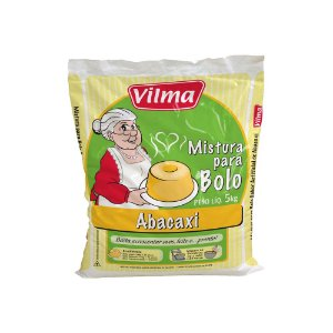 Bolo Vilma Abacaxi 5kg
