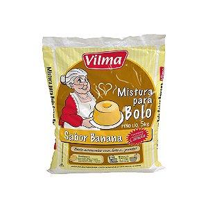 Bolo Vilma Banana 5kg