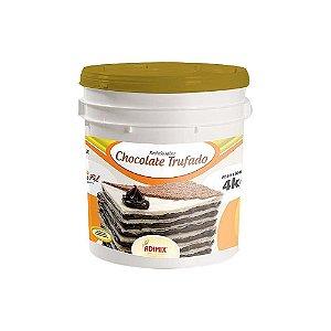 Recheio Granfil Chocolate Trufado Adimix 4kg