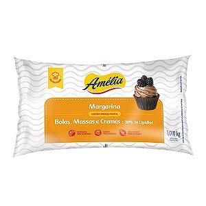 Margarina Amélia Bolos 1kg