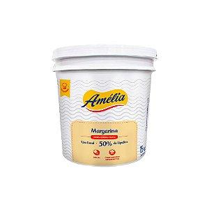 Margarina Amélia 50% 15kg