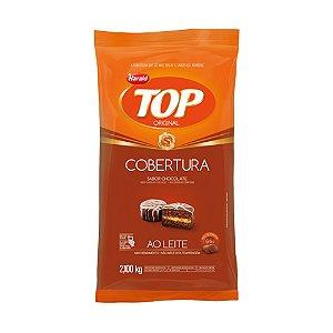 Chocolate Gotas Ao Leite Harald TOP 2,1kg