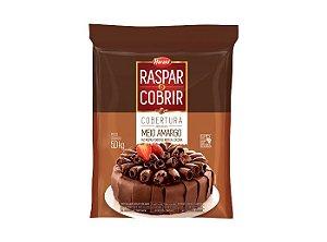 Chocolate Meio Amargo Raspar Harald 5kg