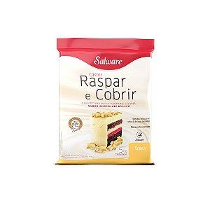 Chocolate Raspar Castor Branco 5kg