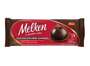 Chocolate Melken Meio Amargo 2,1kg