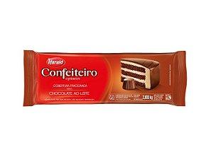 Chocolate Ao Leite Confeiteiro Fracionado 2,1kg