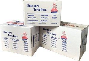 Base Torta Doce 03cm  Ameripan 250unid