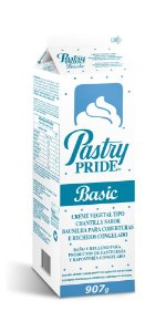Creme Chantilly Pastry PRIDE Basic 907gr