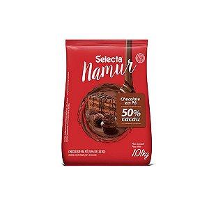 Chocolate em Pó Duas Rodas Selecta Namur 50% 1,01kg