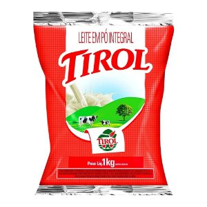 Leite em Pó Integral Tirol 1kg