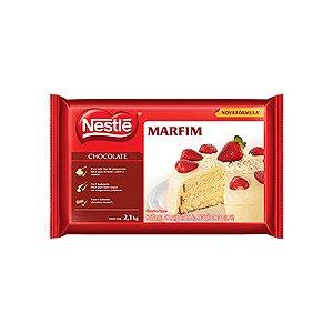 Chocolate Nestlé Branco Marfim 2,1kg