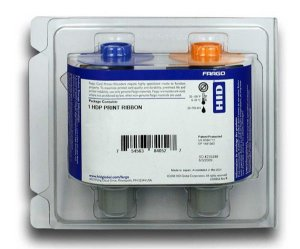 RIBBON COLOR FARGO YMCK 084511, 500 IMPRESSOES P/ HDP5600