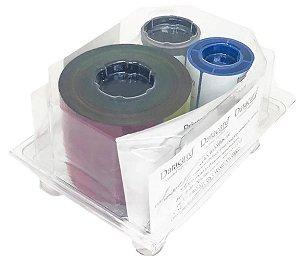 Ribbon Color Datacard 513107-001 P/ CR803 1000 Impressões