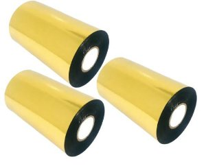 Ribbon Mastercorp K115 Cera/Resina 110x300M - 3 Unidades