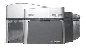 Impressora De Cartões E Crachás Fargo Dtc1250e - Duplex