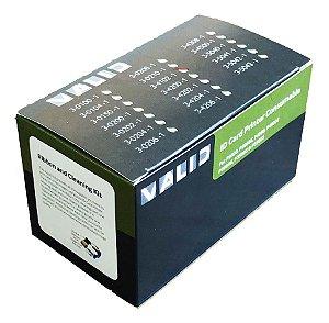Ribbon Color c/ verso Preto Polaroid YMCKTKT, 300 impressões p/ linha P3000/ P4000/ P5000 - 3-4102-1