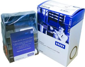 Ribbon Fargo Branco 45106 para C50 e DTC1250e - Faz 1000 Impressões
