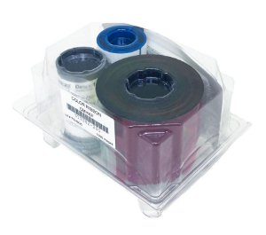 Ribbon Color Datacard CMYKP P/ Impressora CR805 / 1000 impr (513382-201)