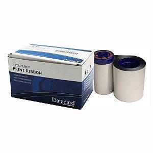 Ribbon Datacard Prata para Impressoras SD260 e SD360 - 1500 impressões