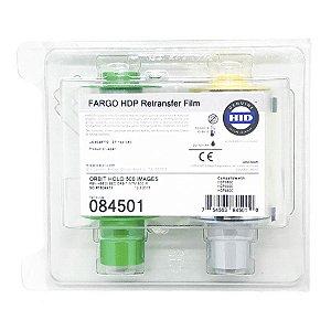 Retransfer Filme Holográfico p/ HDP5600 - 500 imp.