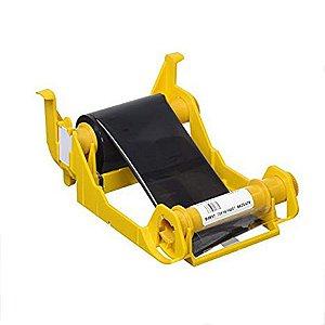 Ribbon Preto 1.000 Impressões P/  Impressora Zebra ZXP3 - 800033-801