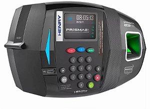 Relógio De Ponto Prisma Super Facil Adv - Biometria Verde