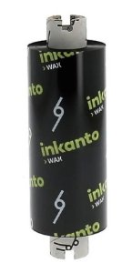 Ribbon Inkanto Awr1 110mm X 74m (cera) - 1 Unidade