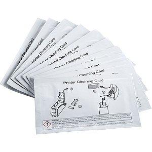 Cartão de Limpeza Datacard p/ Laminadora CLM800 - 558436-002
