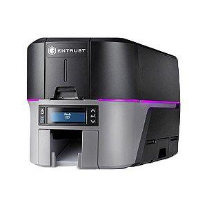Impressora de Crachás Datacard Sigma DS3 Duplex