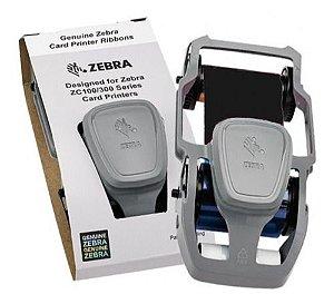 RIBBON PRETO ZEBRA 1500 IMPRESSOES P/ ZC100/ZC300 - 800300-303