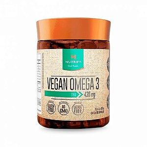 Vegan Ômega 3 DHA - 60 cápsulas