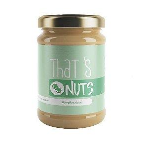Pasta de Amêndoa That's Nuts - 240g