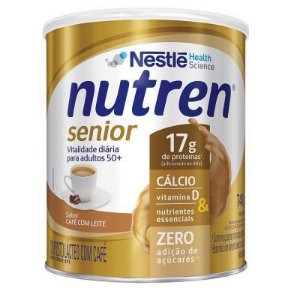 Nutren Senior Pó - Café com Leite - 740g
