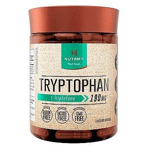 Tryptophan - 60 Cápsulas Nutrify