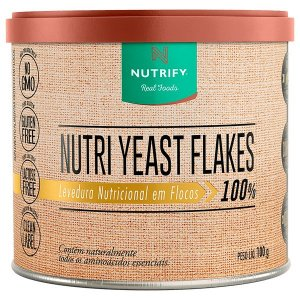 Nutri Yeast Flakes - 100g Nutrify