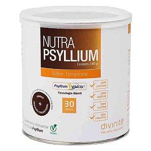 Nutra Psyllium Divinitè Tangerina - 240g
