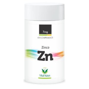 Zinco Vital Natus - 60 Cápsulas